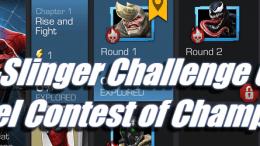 Web-Slinger Challenge Guide - Marvel Contest of Champions