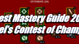 Best Mastery Guide 2017 – Marvel's Contest of Champions
