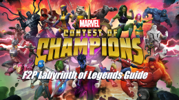 F2P Labyrinth of Legends Guide - Marvel Contest of Champions