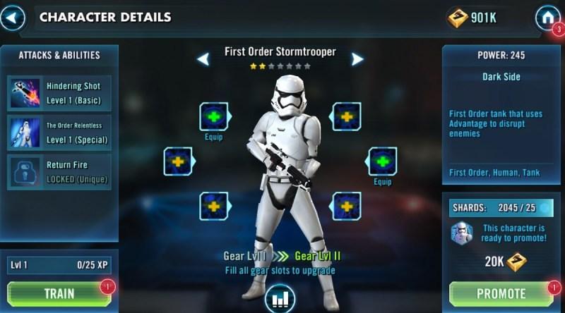 Ultimate F2P Guide 2018 – Star Wars: Galaxy of Heroes |