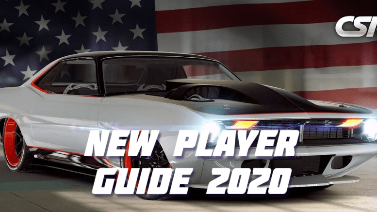 New Players Guide 2020 - CSR Racing 2