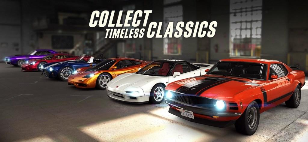 Guide to Legends - CSR Racing 2