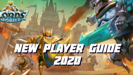 Lords Mobile - New Player Guide 2020