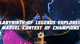 Labyrinth of Legends Explored - Marvel Contest of Champions