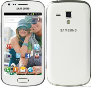 Samsung Galaxy S Duos 2 S7582 Firmware Flash File