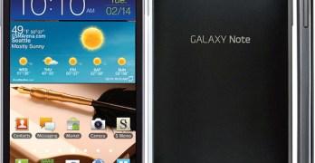 Samsung Galaxy Note I717 AT&T V4.1.2 Firmware Flash File