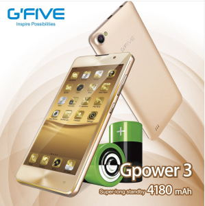 Gfive G Power 3