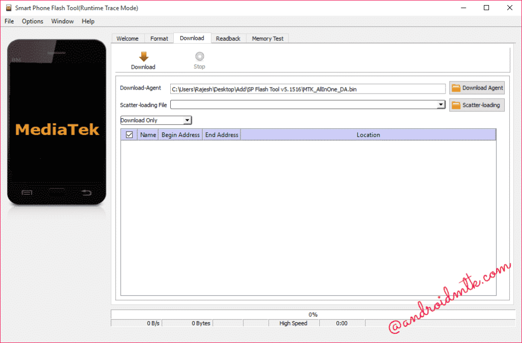 Download Smart Phone Flash Tool (all versions)