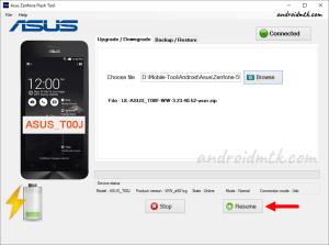 Asus Zenfone Flash Tool