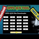 Oppo QCN Files Downloader