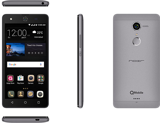 Qmobile S2 Pro MT6580 firmware Flash File