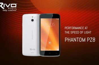 Rivo Phantom PZ8