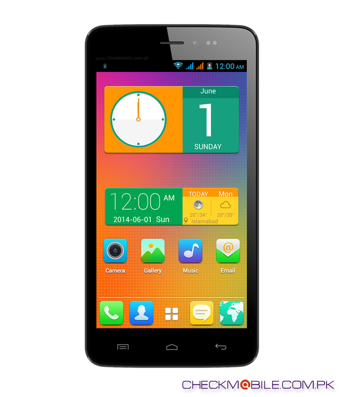 Qmobile A290 MT6572 All Version Firmware Flash File