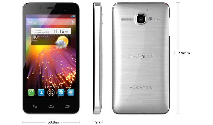 Alcatel One Touch Star 6010D MT6577 Android 4.1.2 Firmware Flash File