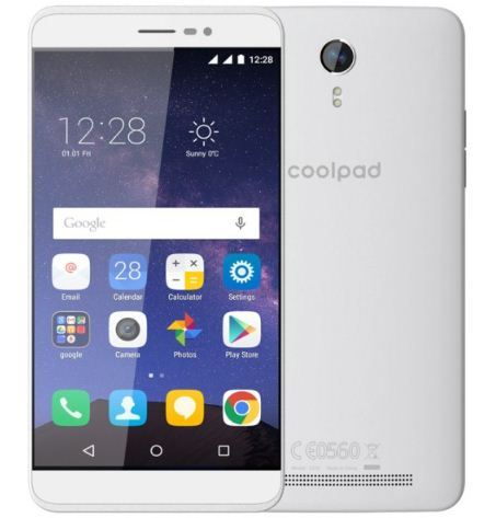 Coolpad Roar Plus E570 MT6735P Android 6.0 Firmware Flash File