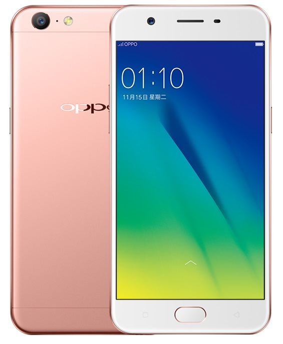Oppo A57 Firmware Flash File