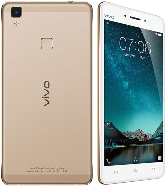 Vivo V3 Max PD1523F Firmware Flash File