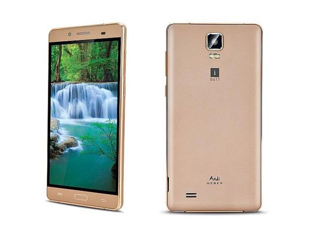 iBall Andi 5.5H Weber Firmware Flash File