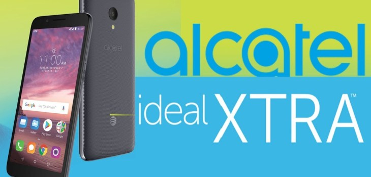 Alcatel OneTouch Ideal Xtra 5059R
