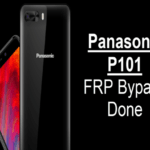 Panasonic P101 FRP (Google Account) Lock Bypass Done (Android 7.1.1)