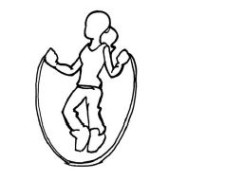 Springen: Springseil (Niveau A) » mobilesport.ch