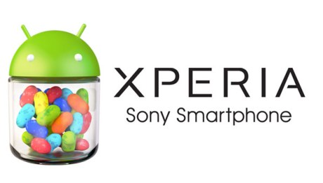 Xperia Jelly Bean