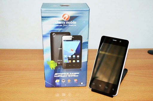 Cherry Mobile Sonic with Box