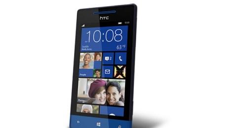 HTC 8X Running Windows Phone 8