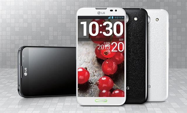 LG Optimus G Pro Philippines Launch