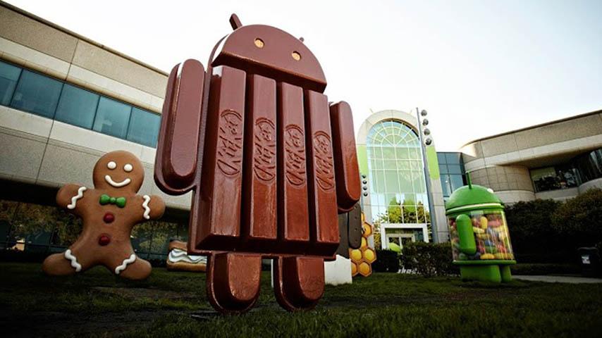 Android 5.5 KitKat