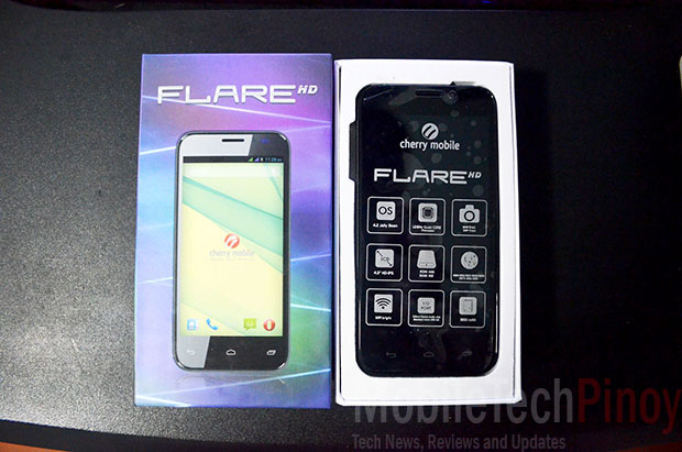 Cherry Mobile Flare HD Without Wrapper