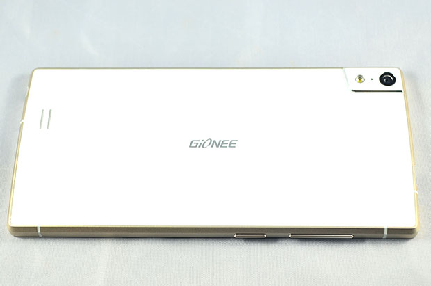 Gionee S5.5 Back