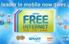Smart Free Internet: Text FREE to 9999 and Get 30MB Data!