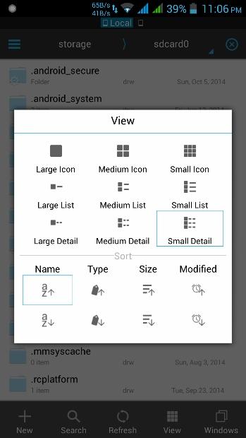 ES File Explorer - Easy Navigation