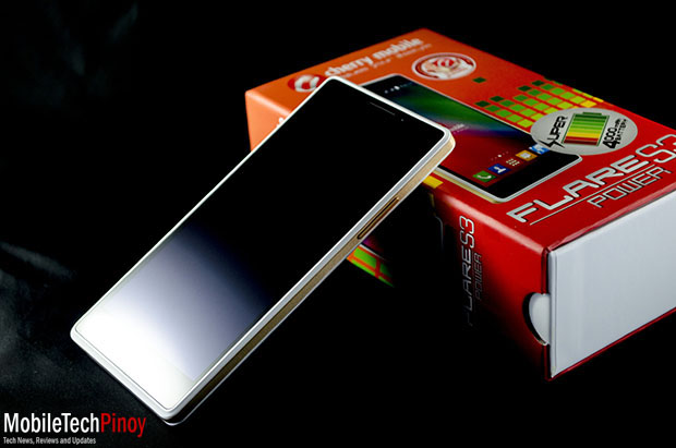 Cherry Mobile Flare S3 Power Review: With Great Power Comes Great Affordability