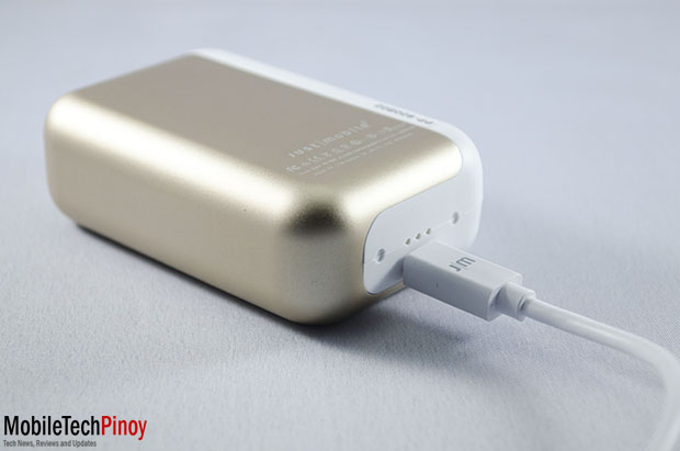 Charging without Dock