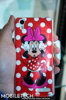 Minnie Mouse Back Cover