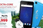 MyPhone My32L is a Value-minded Octa-core Smartphone at Just Php4k!