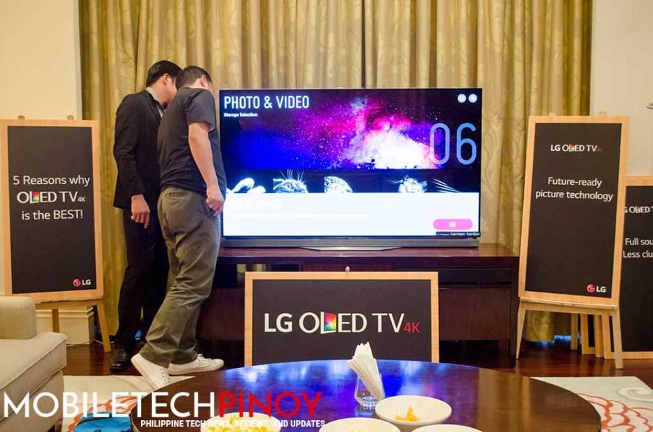 LG E6 OLED 4K Smart TV