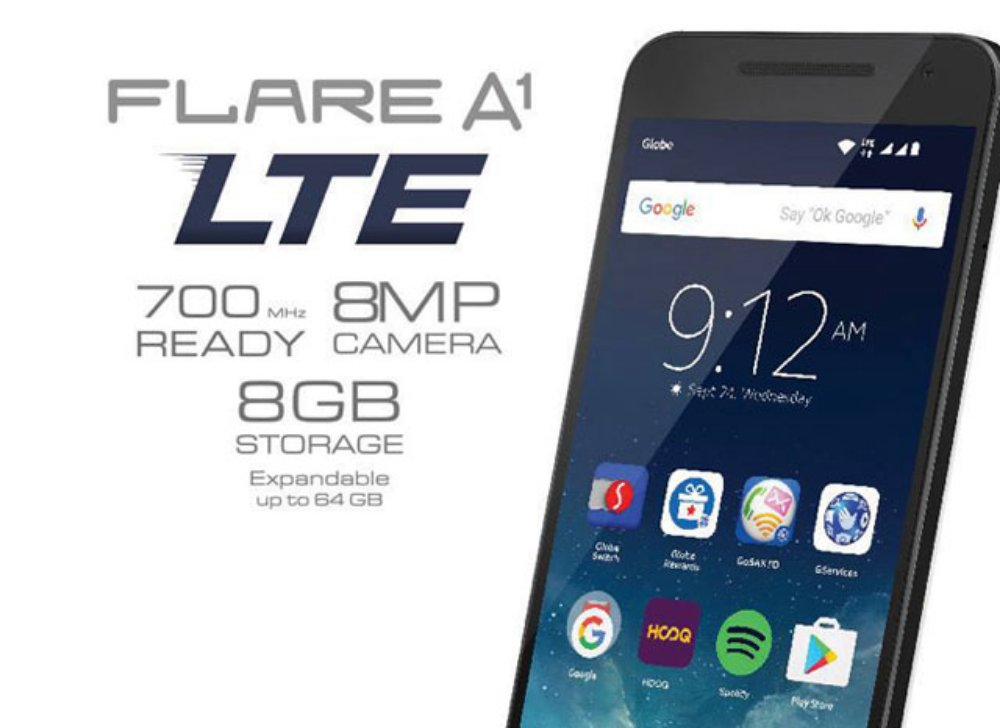 Cherry Mobile Flare A1 Gets Introductory Sale at SM North EDSA with Php500 Off SRP!