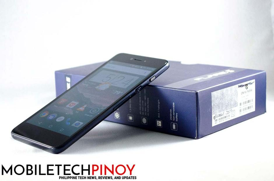 Cherry Mobile Flare 5 with Box