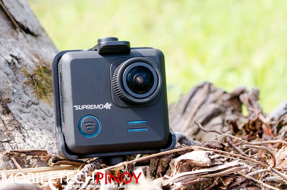 Supremo 4K Action Camera Review: 4K Video for Under 4K!