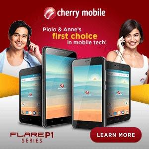 Cherry Mobile P1 Series