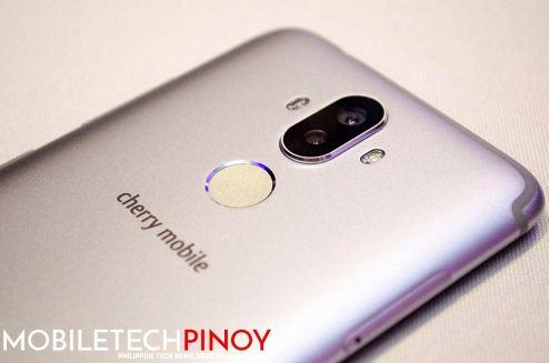 Flare S6 Plus Dual Rear Camera, Fingerprint Scanner