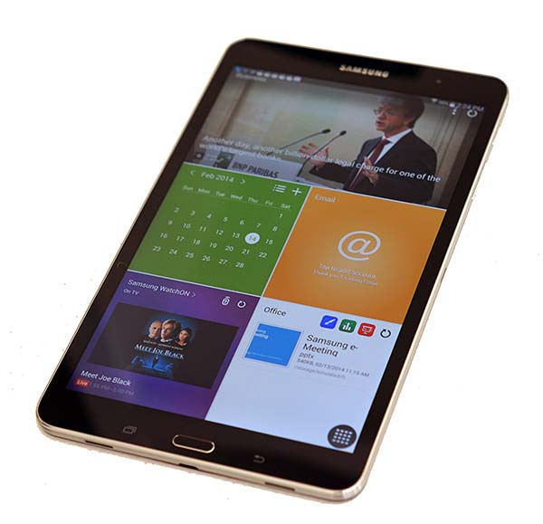 Samsung Galaxy Tab Pro 8.4 Review - Android Tablet Reviews by MobileTechReview
