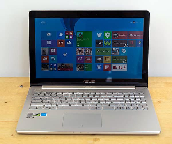 Asus ZenBook Pro UX501 Review - Laptop Reviews by MobileTechReview