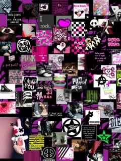 Emo Cute Girl Wallpaper Download Punk Rock Mobile Wallpaper Mobile Toones