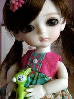 Cute Doll Wallpaper For Dp Download Cute Doll Mobile Wallpaper Mobile Toones
