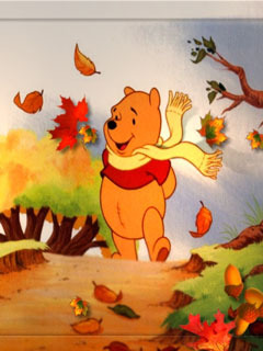 Winnie The Pooh Fall Wallpaper Download Pooh Mobile Wallpaper Mobile Toones