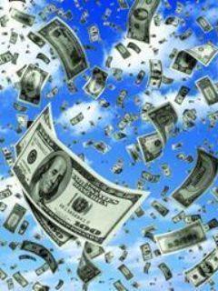 Money Falling Wallpaper Download Make It Rain Mobile Wallpaper Mobile Toones